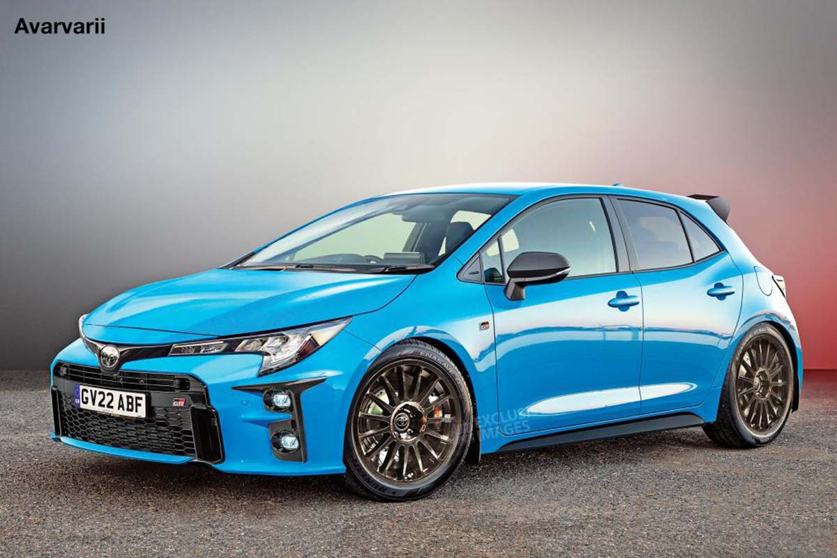 Toyota Corolla Sport GRMN 2021年登场,1.6T+AWD