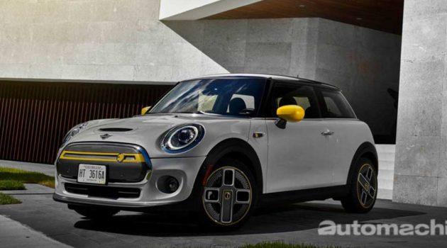 2020 All-Electric MINI 正式发布,售价 RM218,380