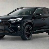 Toyota RAV4 Black Edition 登场,这样煞气的 RAV4 你喜欢吗?