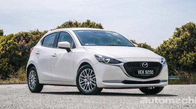 2020 Mazda 2 Hatchback,驾驶乐趣丰富的掀背小车!