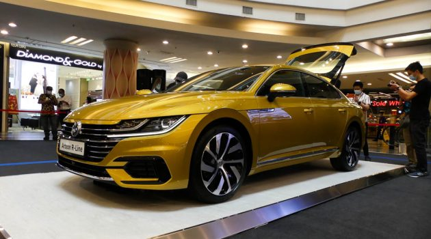 2021 Volkswagen Arteon 与 Passat R-Line 正式发布,预售价 RM200,000 起跳!