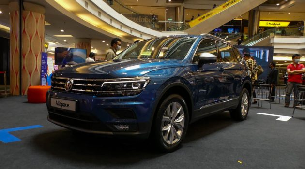 2021 Volkswagen Tiguan AllSpace 7 人座 SUV 发布,我国开价 RM165,000 起跳!
