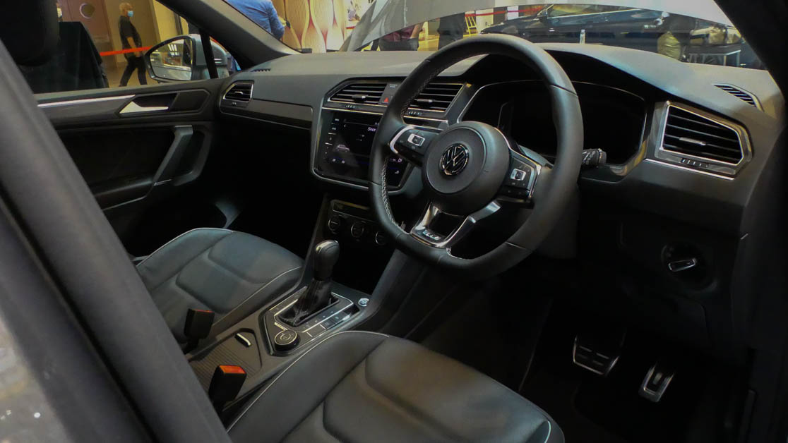 Volkswagen R-Line tiguan