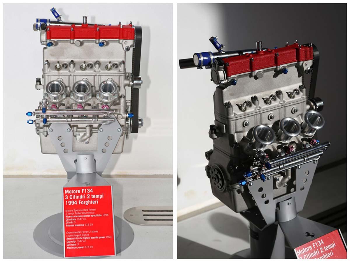 你不知道的事: Ferrari 也曾造过三缸引擎!