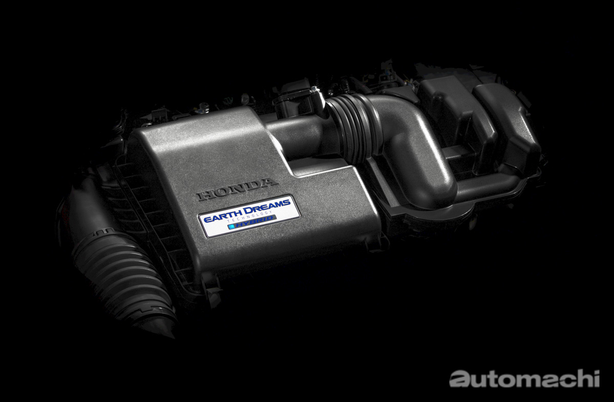 Honda i-MMD 详解,没有变速箱的 Hybrid !