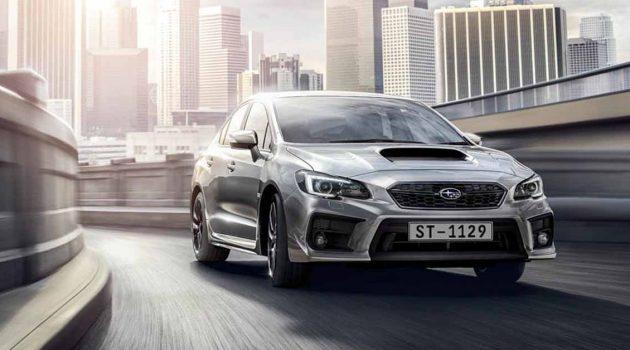 我国被遗忘的新车:Subaru WRX