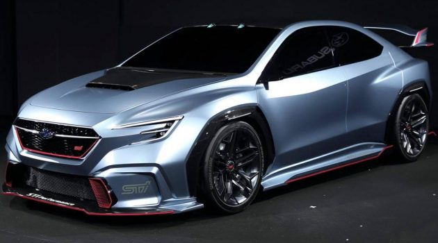 Subaru WRX 大改款确定, STI 版本马力或达400 Hp大关