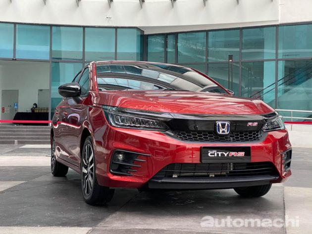 2020 Honda City Honda Connect