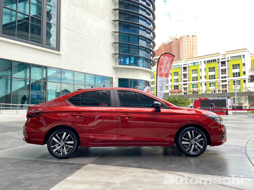 2020 Honda City Honda Connect