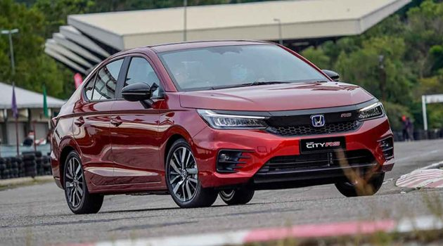 Honda City RS VS Honda City i-DCD ,差别在哪里?