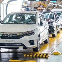 2020 Honda City 生产过程,工艺和技术有所提升
