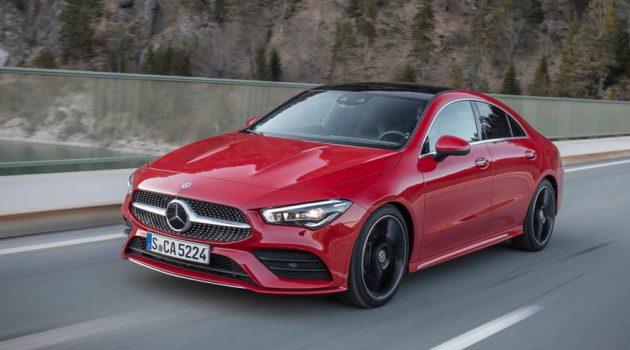 2020 Mercedes-Benz CLA 登陆我国平行二手车商,售价 RM280,000 起跳!