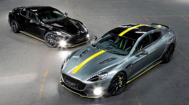 Aston Martin Rapide AMR 马来西亚发布,全马限量2辆,售价110万马币起跳!