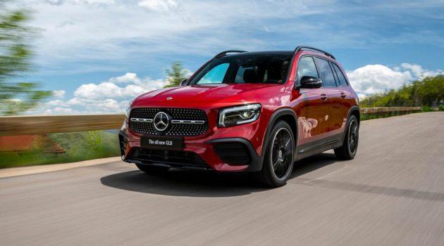 2020 Mercedes-Benz GLB 车系即将登陆我国,入门豪华 SUV 9月22日发布!