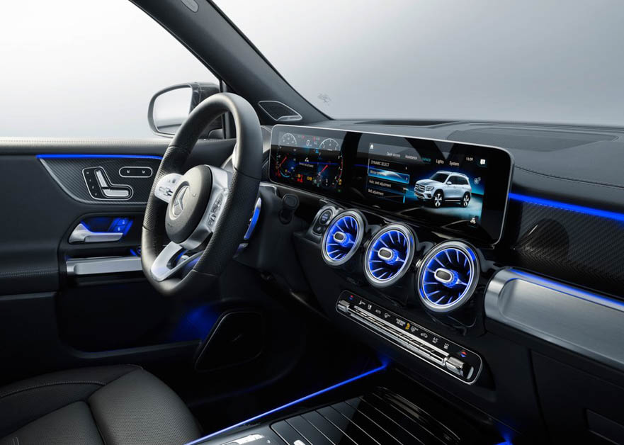 2020 Mercedes-Benz GLB Malaysia