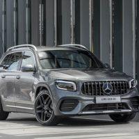 2020 Mercedes-Benz GLB 大马发布,售价 RM269,118 起跳