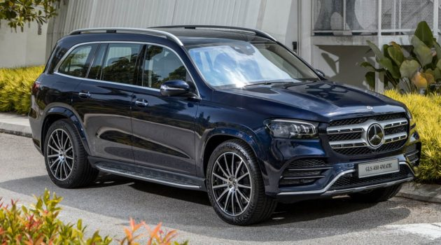 2020 Mercedes-Benz GLS 登陆大马,售价 RM899,888!