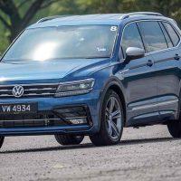 2020 Volkswagen Tiguan Allspace ,不错的选择!