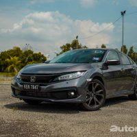 2020 Honda Civic 1.5 TC-P ,表现出乎意料!