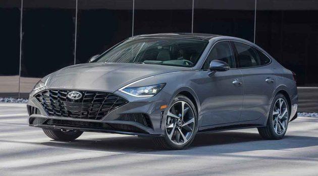 2020 Hyundai Sonata 会让你选择它吗?