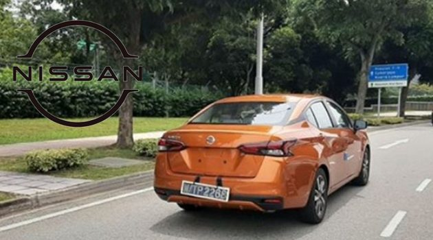 2020 Nissan Almera 大马版将采用全新厂徽章