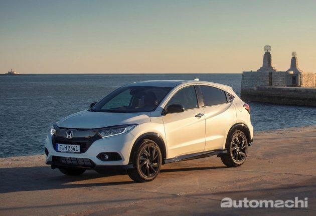 2021 Honda Vezel 23 | automachi.com