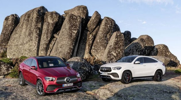 2021 Mercedes-Benz GLE Coupe 大马发布,售价 RM661,009起跳!