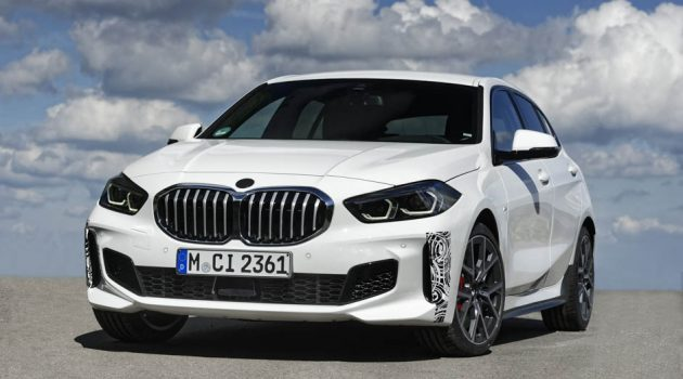 2021 BMW 128ti 登场,拥有265PS,对手指向 Golf GTi