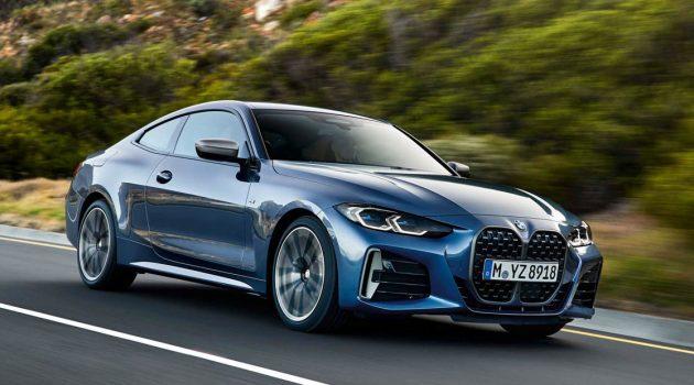 2021 BMW 4 Series 中国开卖,当地售价 RM222,406 起跳!