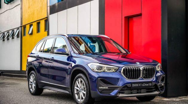 我国值得入手的新车:BMW X1 sDrive18i