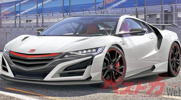 2021 Honda NSX Type R 或将在明年亮相,拥有650PS 的最大马力