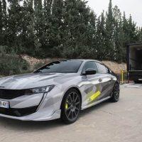 Peugeot 508 PSE 发布,史上最速,最强的 Peugeot 车款!