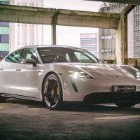 Porsche Taycan 马来西亚发布,售价 RM725,000 起!