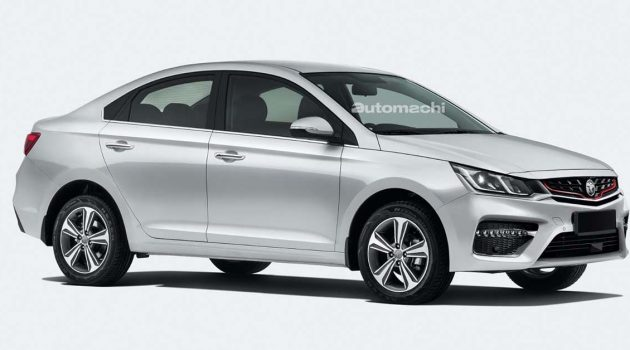 Proton 未来将自主研发两款车型