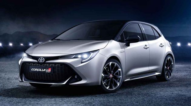 Toyota 8NR-FTS ,日系的小排气涡轮引擎