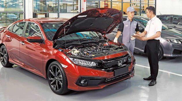 Honda Malaysia 推出 Honda Insurance Plus 保险配套,保障所有的 Honda 车主!