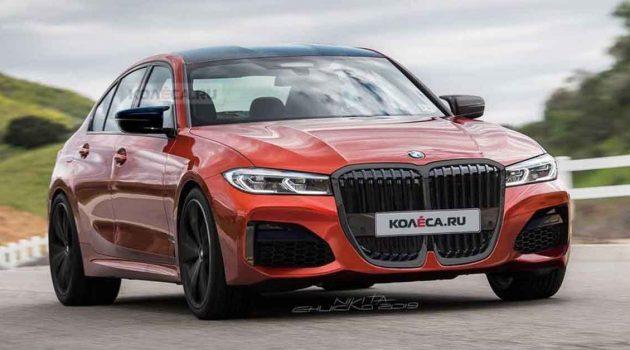 BMW G80 M3 将在北京车展全球首发