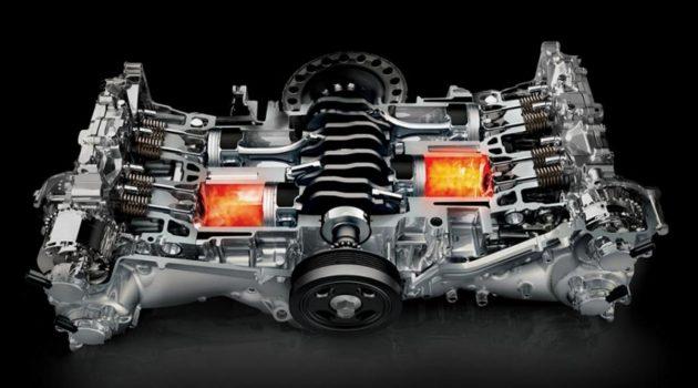 Boxer Engine 水平对卧引擎,它有什么优秀之处?
