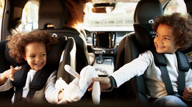汽车小知识:如何选择正确的 Child Seat ?