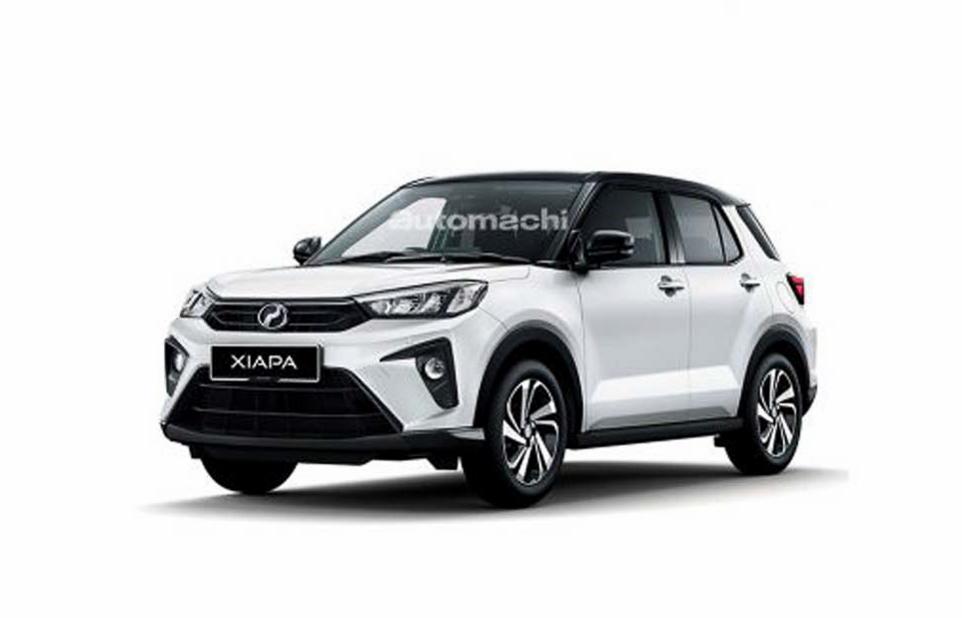 Perodua New SUV 预计明年第一季登场