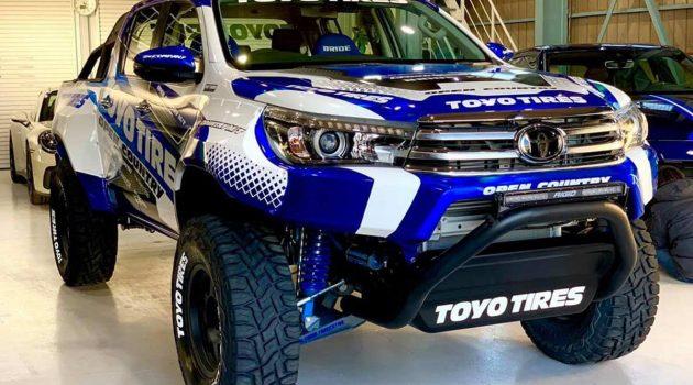 Toyo Open Country 轮胎系列,越野的最佳拍档!