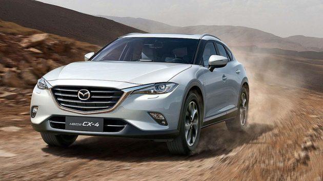 Mazda 坚持纯粹,不随波逐流