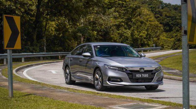 我国值得入手的新车:2020 Honda Accord 1.5 TC-P