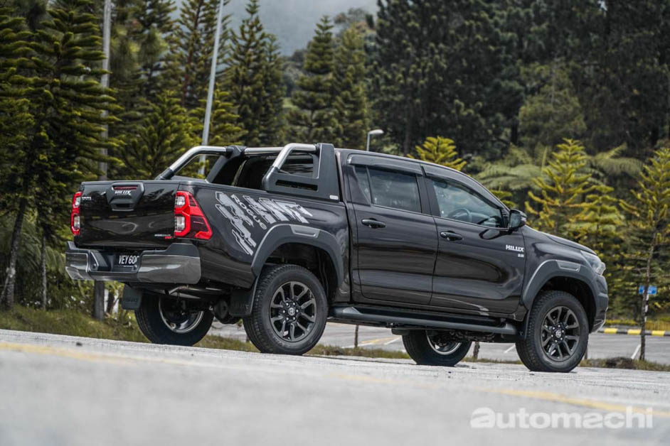 2020 Toyota Hilux Asean NCAP