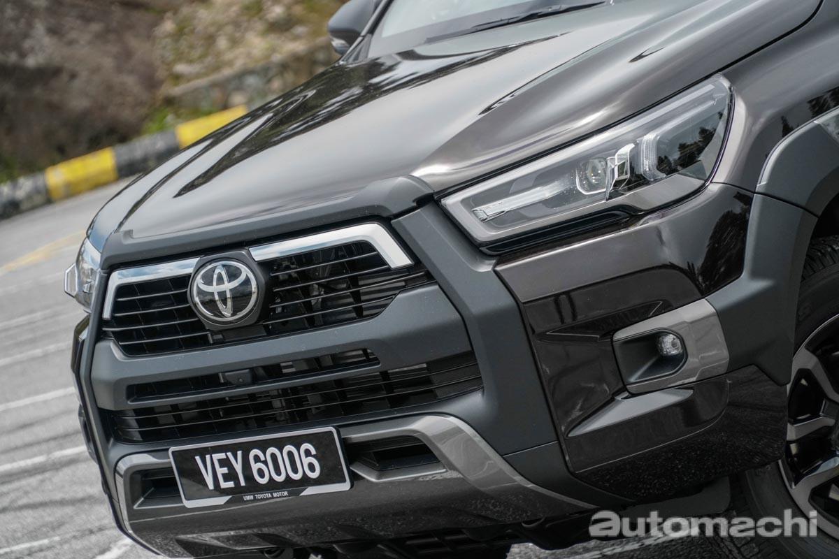 2020 Toyota Hilux Rogue ,脱胎换骨