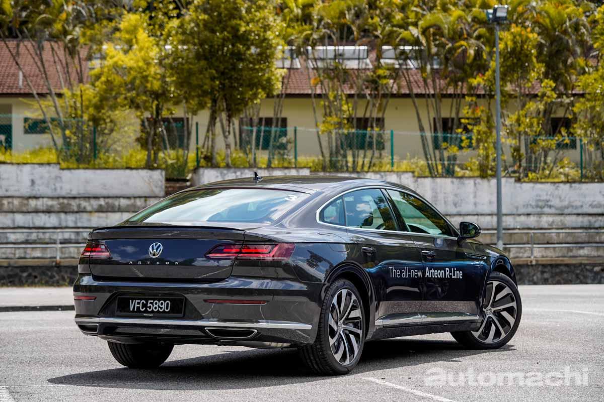2020 Volkswagen Arteon ,美型家庭轿跑