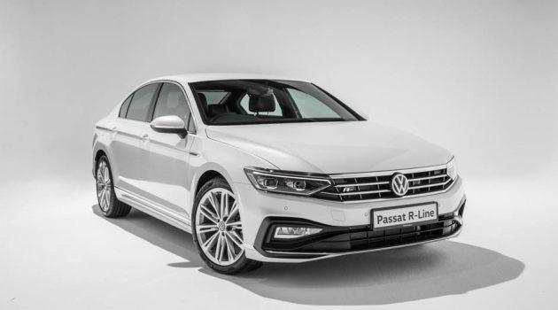 2020 Volkswagen Passat R-Line 大马发布,售价 RM203,411!