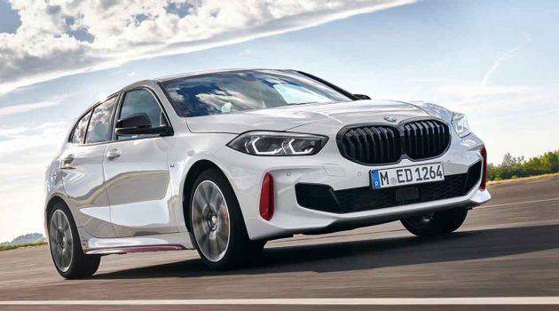 2021 BMW 128ti 正式发布,2.0涡轮最大马力265 PS