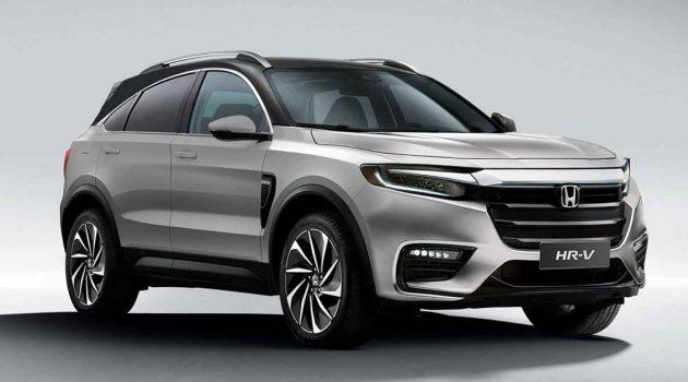 Honda Vezel 大改款将在明年四月登场