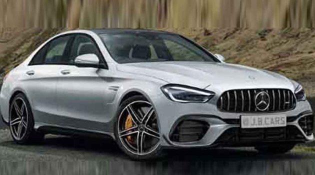 2021 Mercedes-AMG C63 现身,最大马力或达503 Hp大关